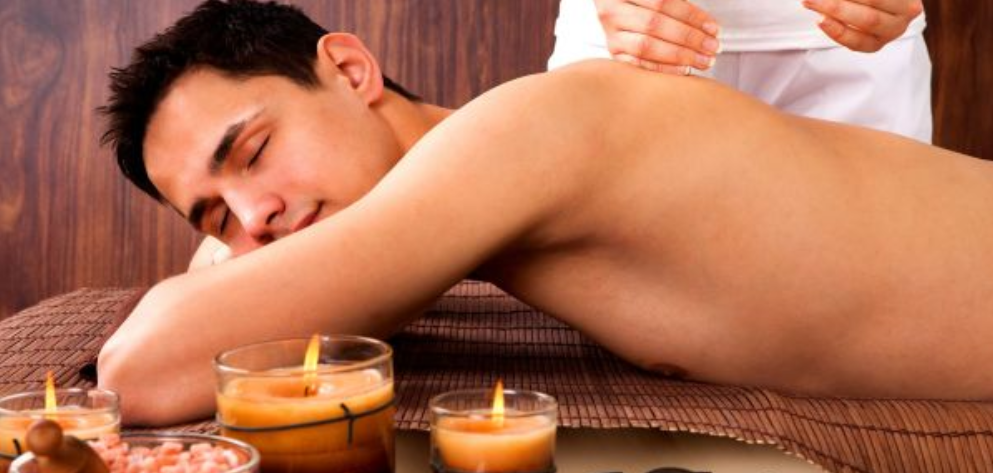 Female to Male Full Body Massage in Kailash Colony new Delhi