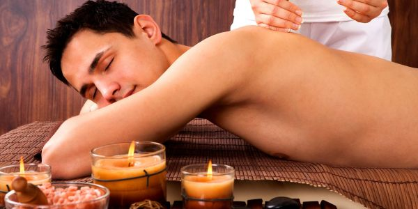Female to Male Full Body to Body Massage in Kailash Colony Delhi